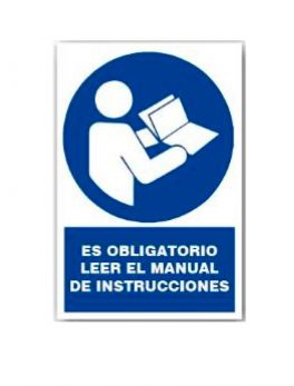 leer-manual-sticker-adhesivo-letrero
